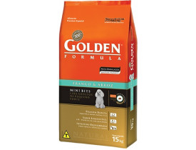 GOLDEN CAES ADULTOS MINIBITS FRANGO 1 KG